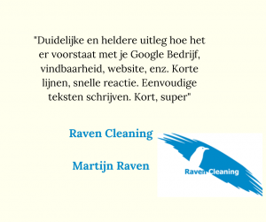 Review Raven Cleaning